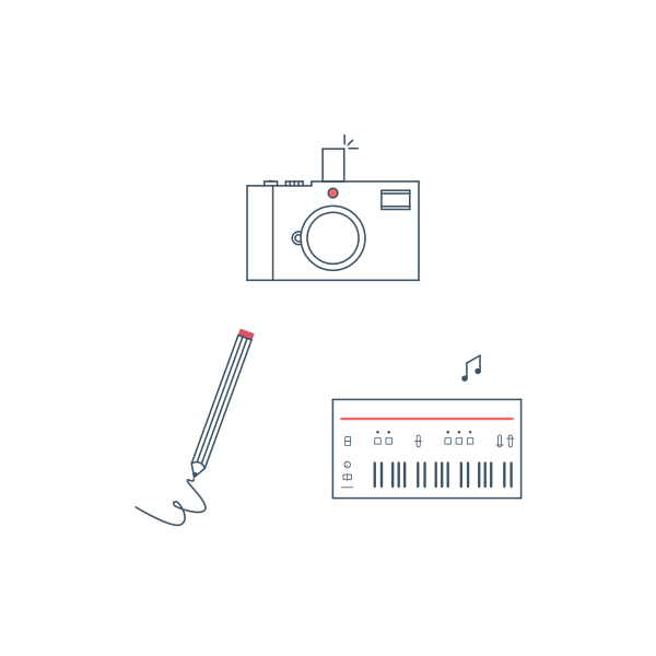 Writing, Photography & Music