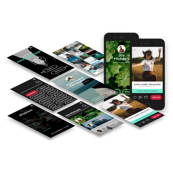 Mobile: Visual Design & Animation